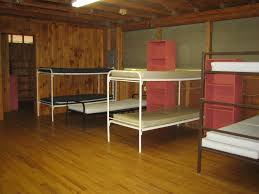 bunk beds at camp